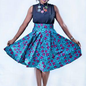Pleatella Skirt