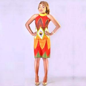 Alter dress