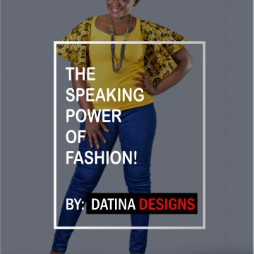 The Speaking Power Of Fashion